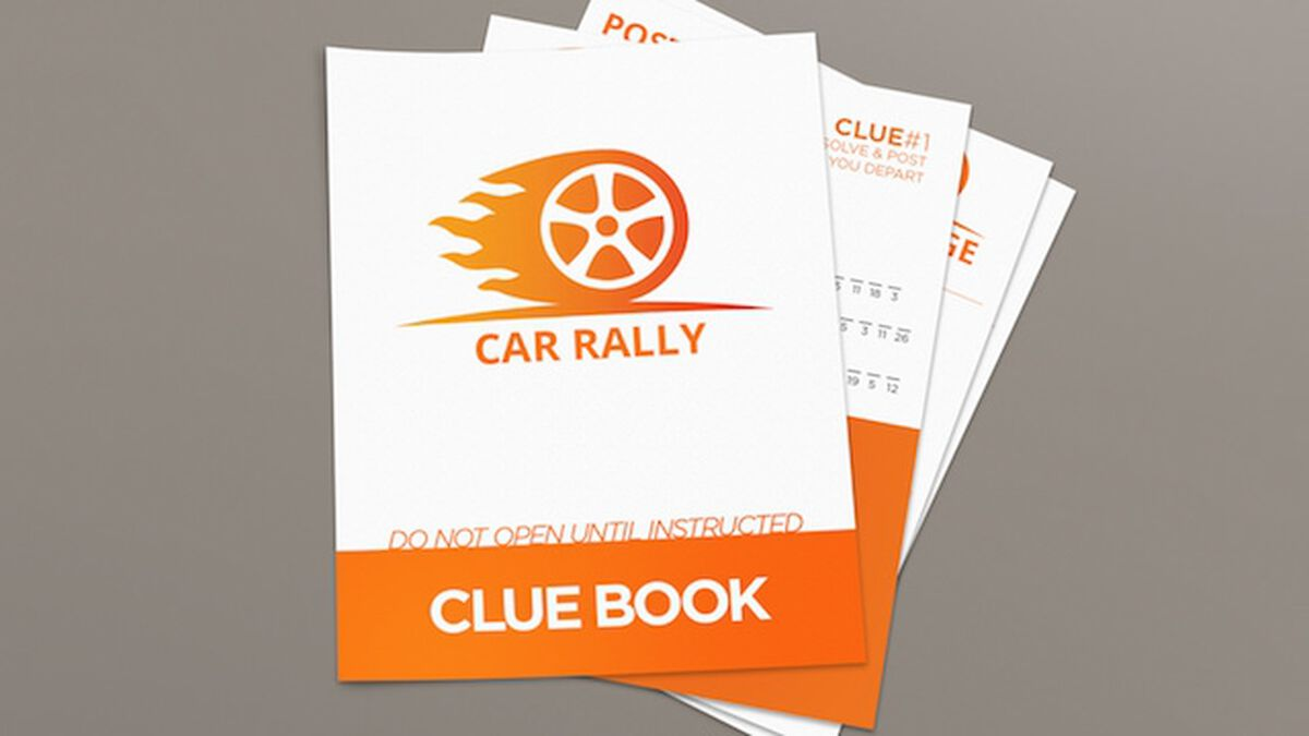 Car Rally Scavenger Hunt image number null