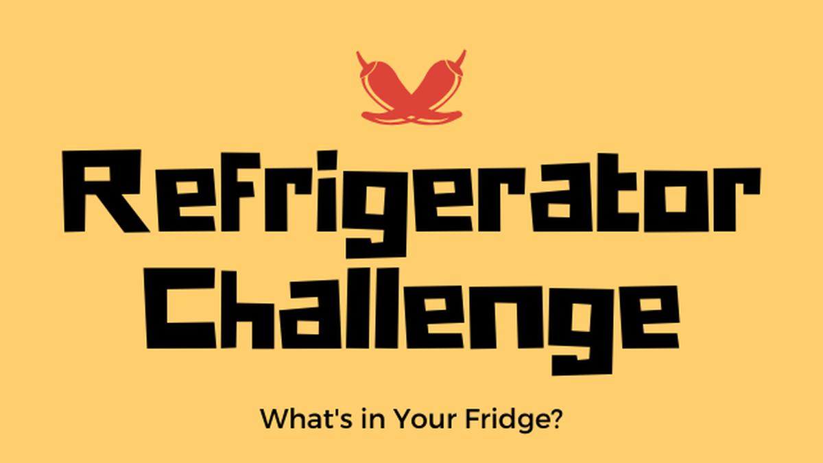 Refrigerator Challenge image number null