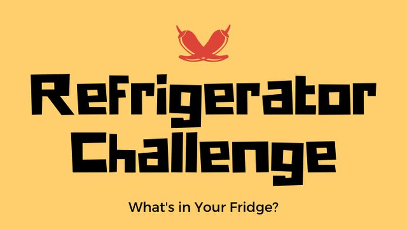 Refrigerator Challenge