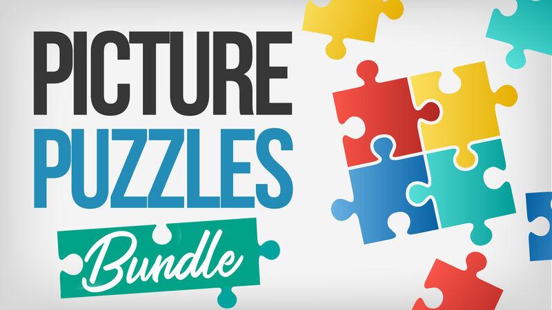 Picture Puzzles 5-Game Bundle