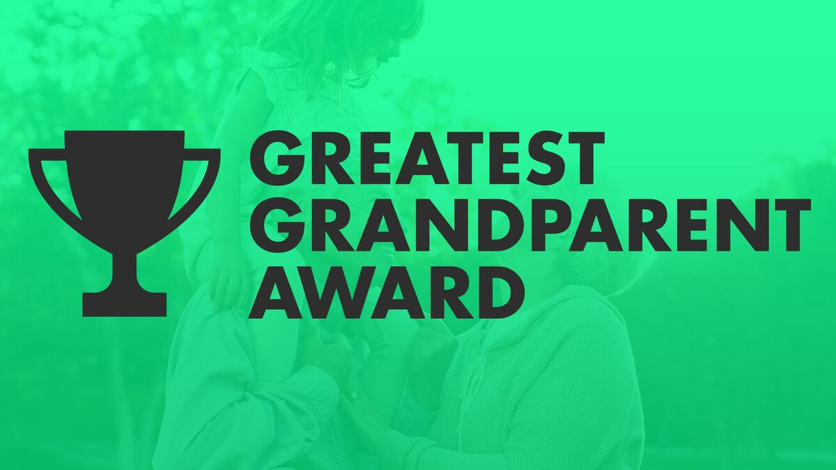 FREEBIE: Greatest Grandparent Award image number null
