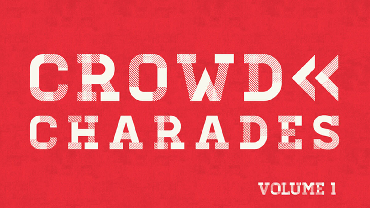 FREEBIE: Crowd Charades: Volume 1 image number null