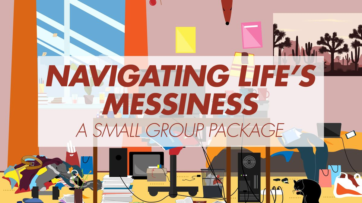 Navigating Life's Messiness image number null