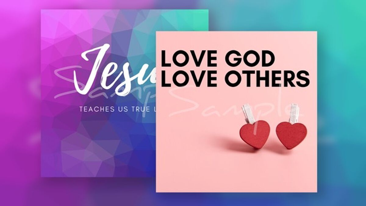 Social Devotions - 7 Days Defining Love image number null