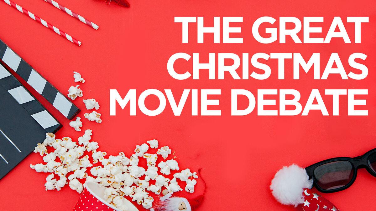 The Great Christmas Movie Debate image number null