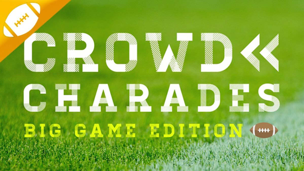 Crowd Charades Big Game Edition image number null