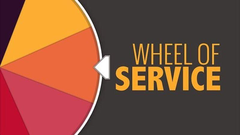 Wheel Of Service