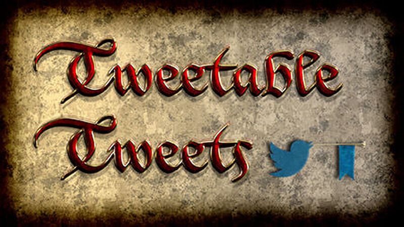 Tweetable Tweets