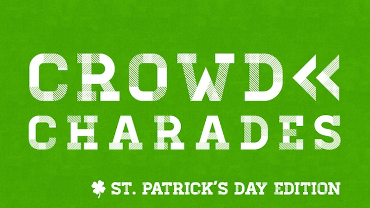Crowd Charades: St. Patrick's Day Edition image number null