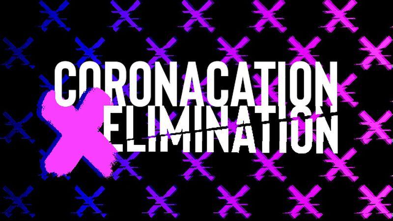 Coronacation Elimination Zoom Game