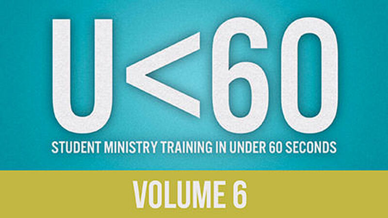 60 Second Volunteer Training Videos: Volume 6