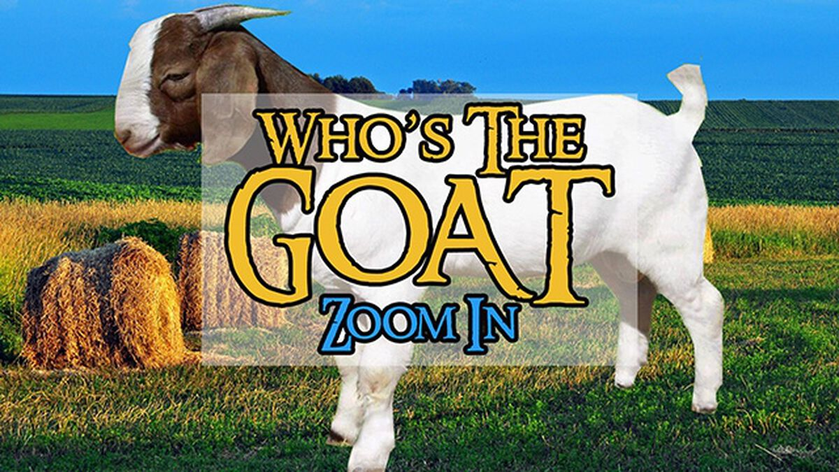 Who's The Goat?  image number null