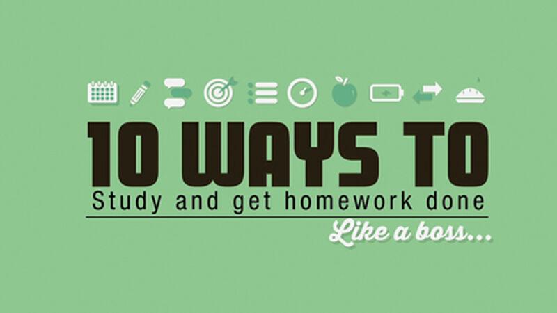 Study Like A Boss