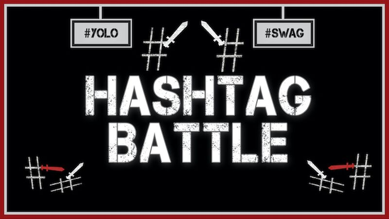 Hashtag Battle