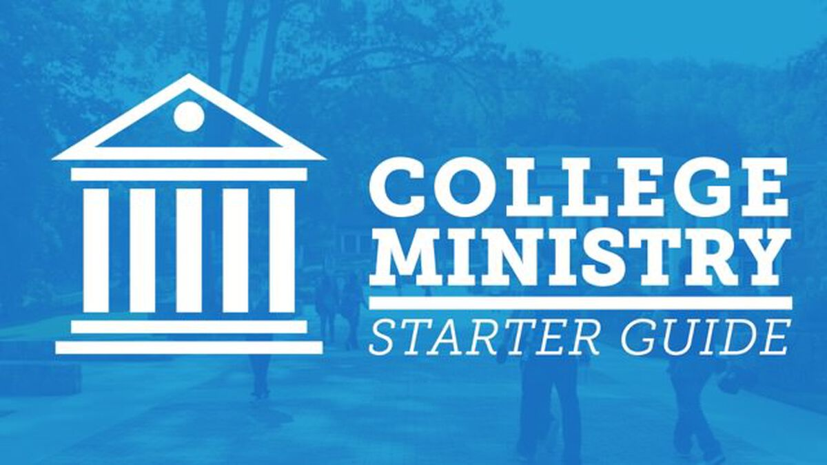 College Ministry Starter Guide image number null