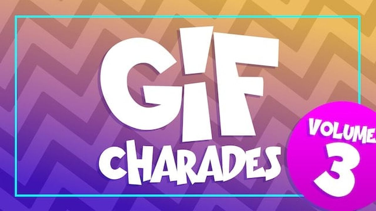 Gif Charades Volume 3 image number null