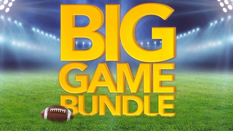 The Big Game Bundle 2018