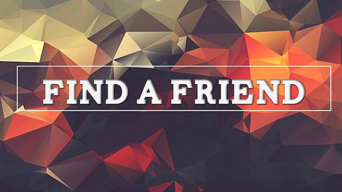 Find a Friend image number null