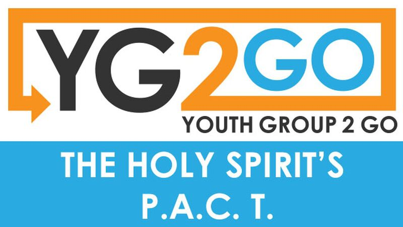 The Holy Spirit's P.A.C.T.