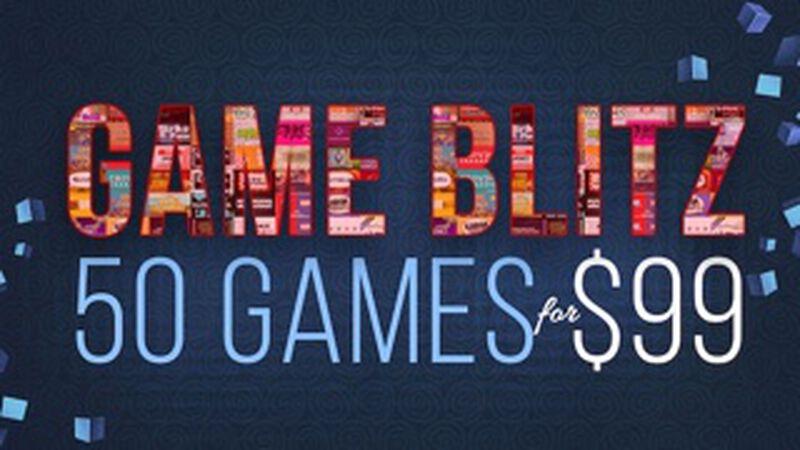 DYM 50 Games Blitz!