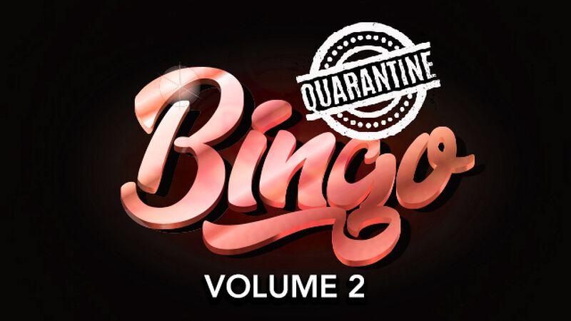 Quarantine Bingo Volume 2