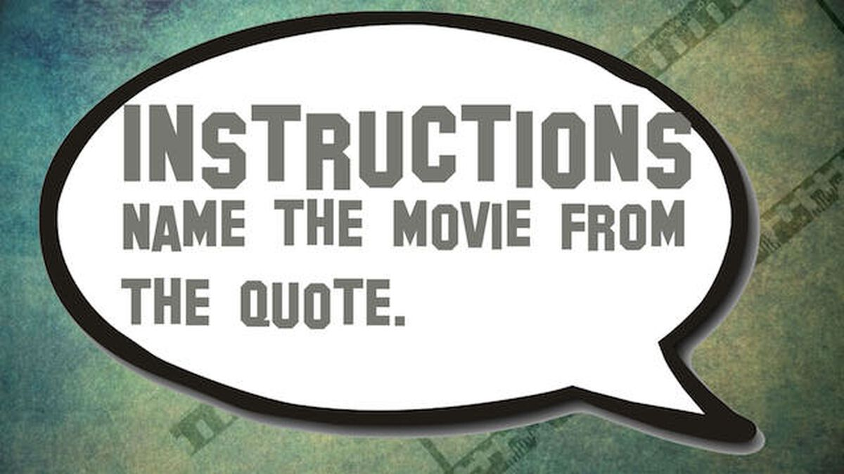 Famous Words: Movie Edition 4 image number null