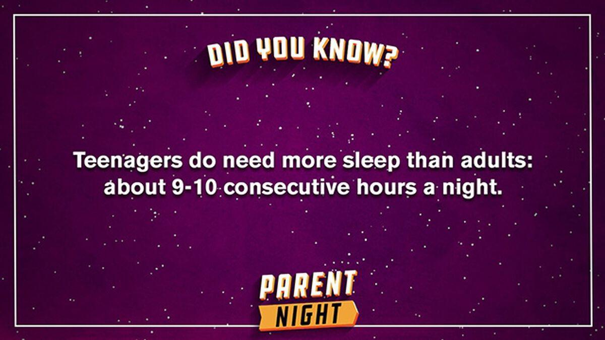 Parent Night Trivia Slide Pack image number null