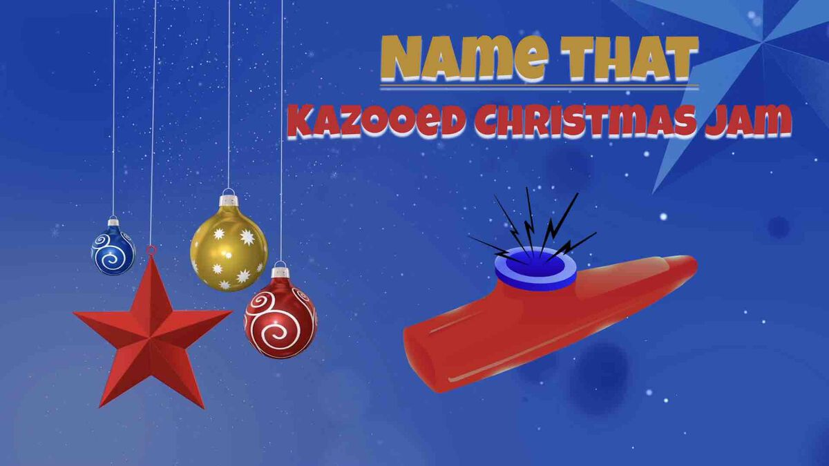 Name that Kazooed Christmas Jam image number null