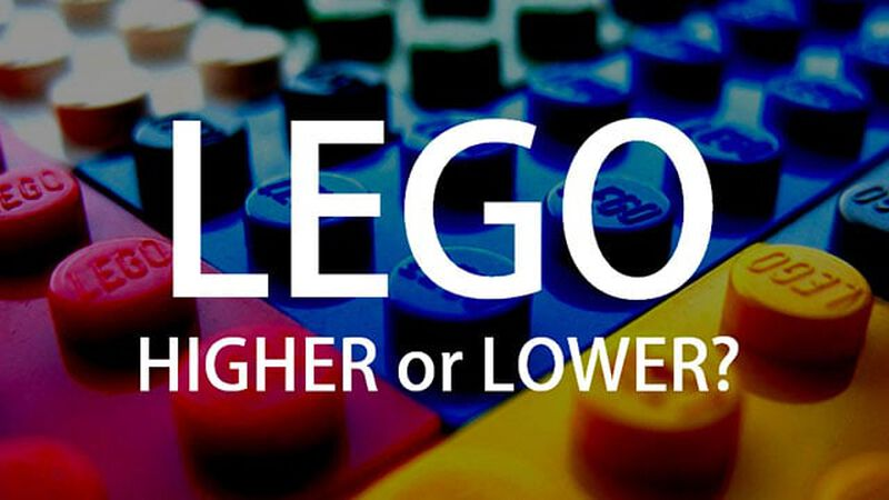 LEGO: Higher or Lower?