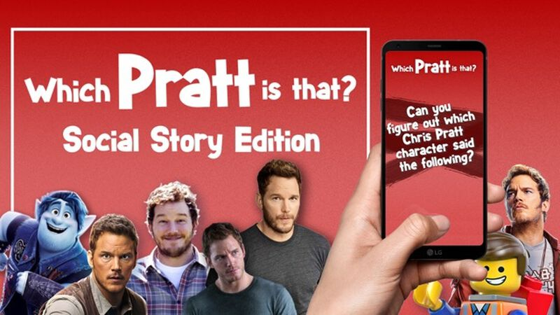 Which Pratt is That Story Edition