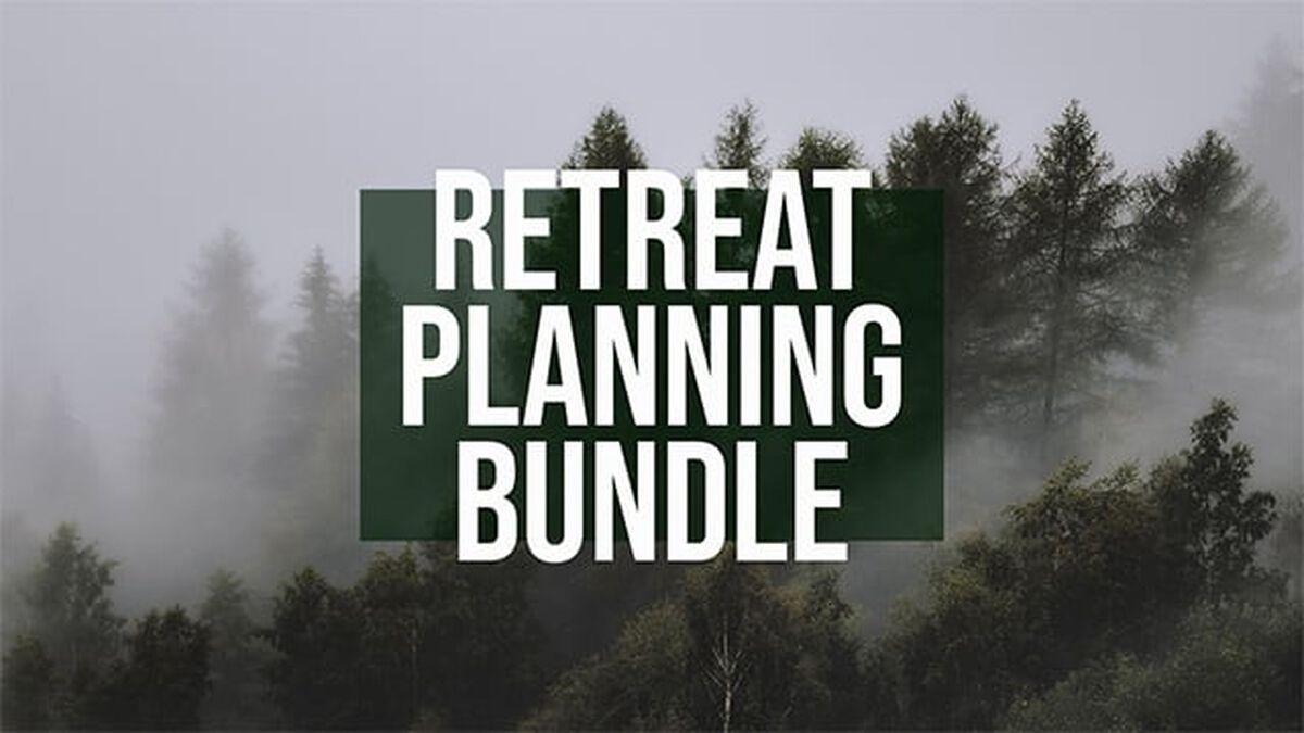 Retreat Planning Bundle image number null