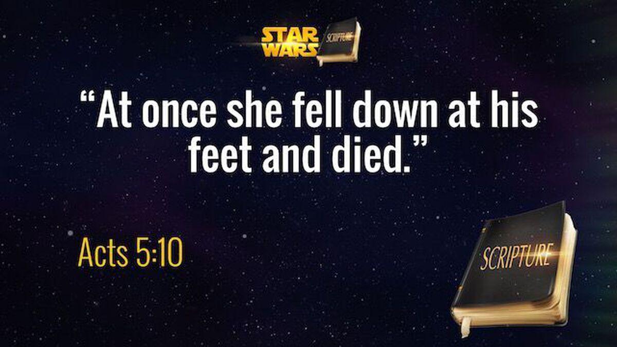 Star Wars or Scripture? Volume 2 (Episodes I-III) image number null