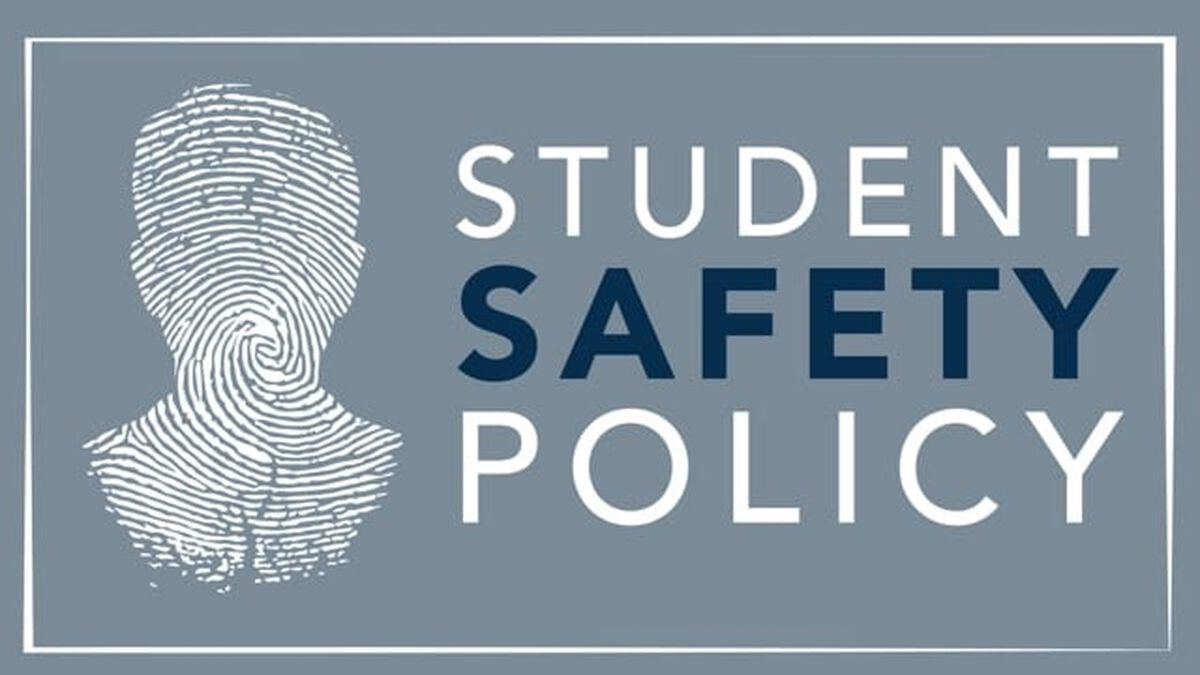 Student Safety Policy image number null