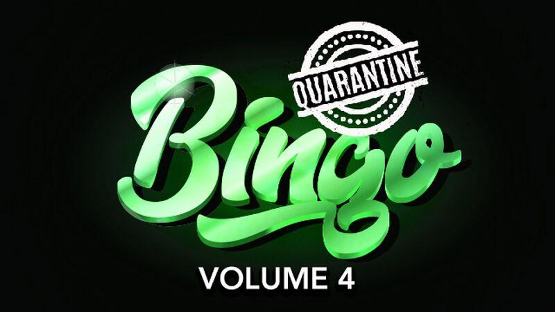Quarantine Bingo Volume 4