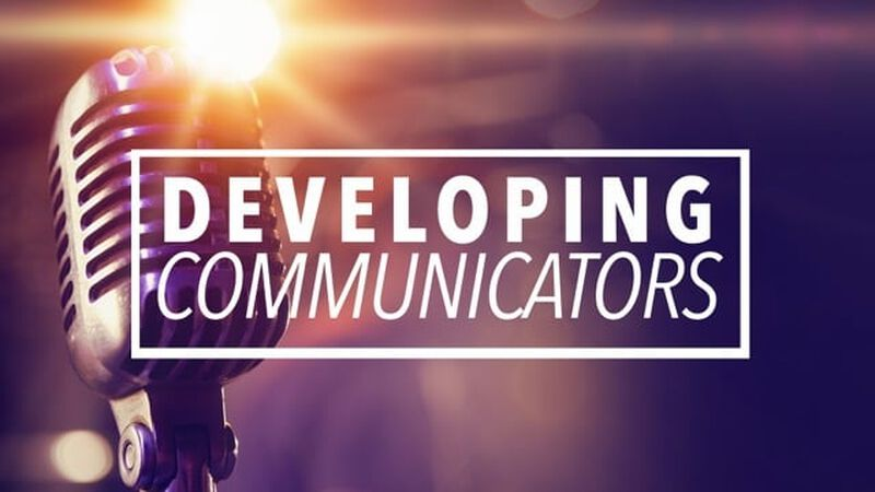 Developing Communicators