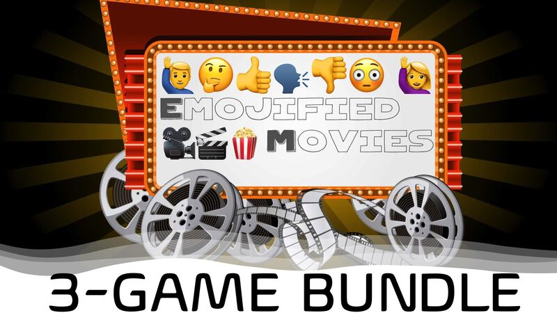 Emojified Movies Bundle