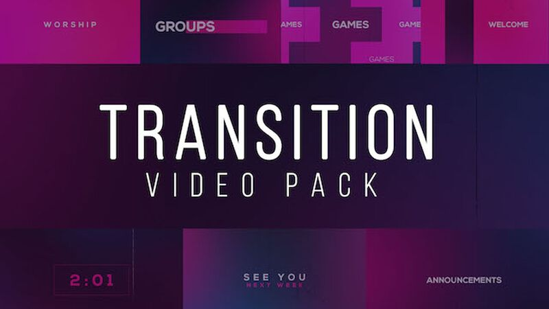 7-Video Transition Pack