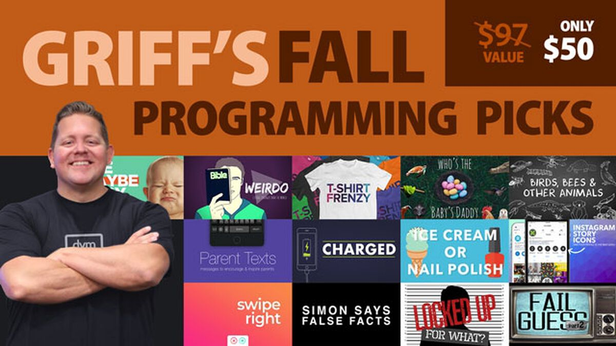 My Fall Programming Picks image number null