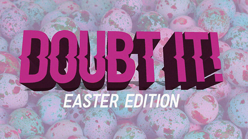 Doubt It!: Easter Edition