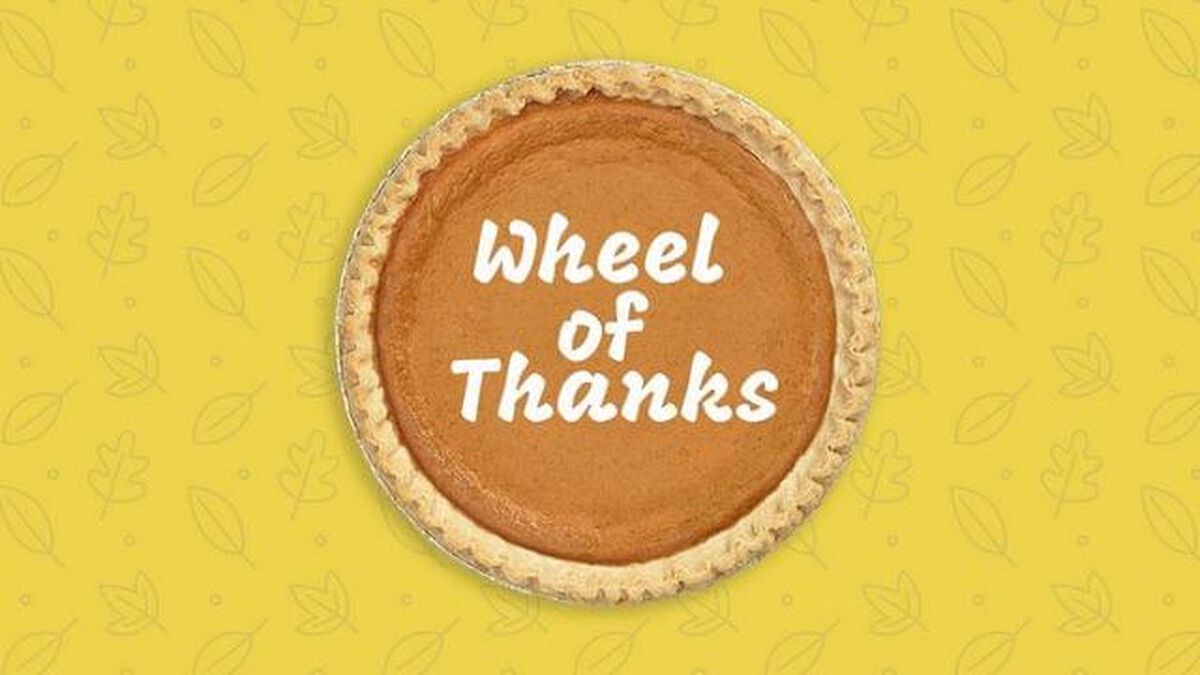 Wheel of Thanks image number null