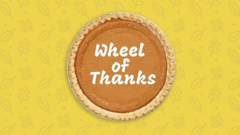 Wheel of Thanks