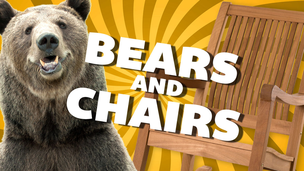 Bears and Chairs image number null