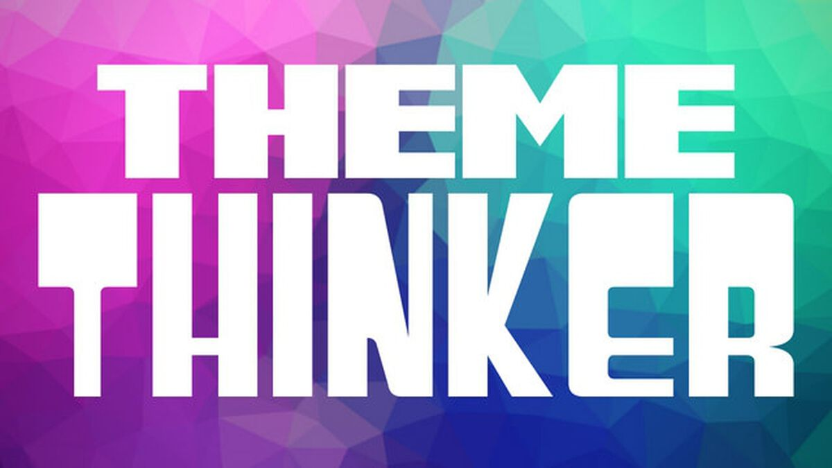 Theme Thinker image number null