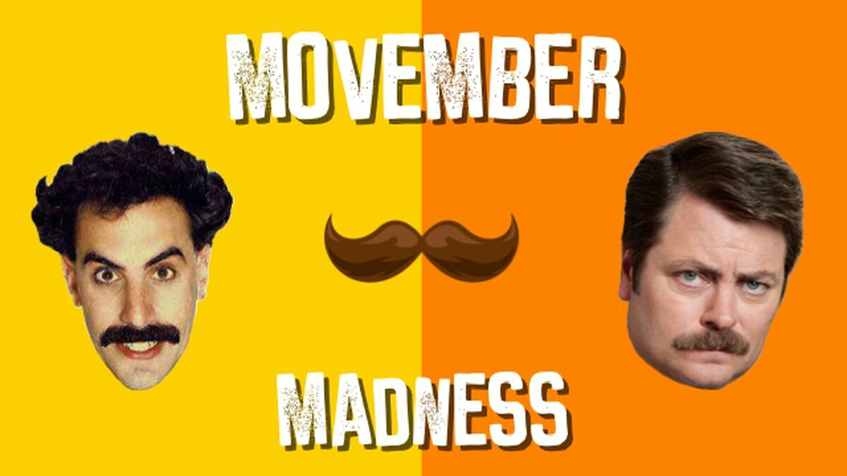 Movember Madness image number null