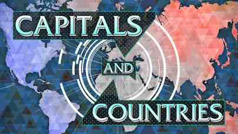Capitals and Countries