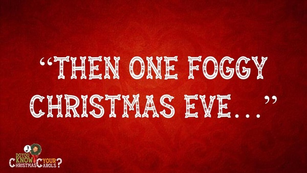 Do You Know Your Christmas Carols? image number null