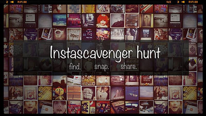 InstaScavenger Hunt
