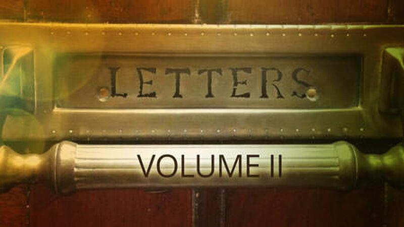 Letters Bundle: Volume 2