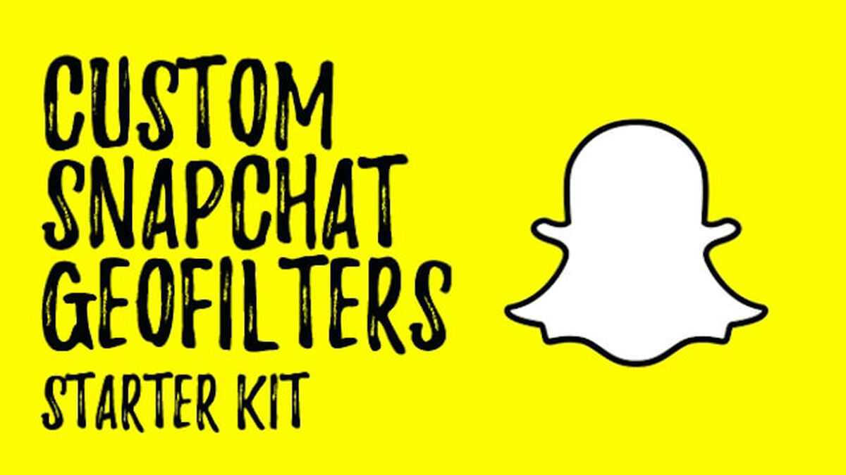 Custom Snapchat Geofilters Starter Kit image number null