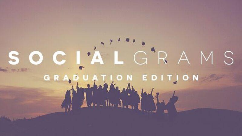 SocialGrams: Graduation Edition